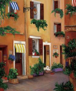 Burano, italy Venice, Venice street scene