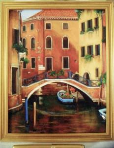 venice canal, Italy, venice, canals